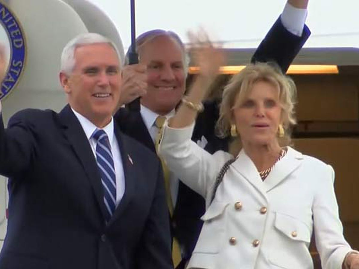 Pence to give speech in SC, his 1st since leaving office