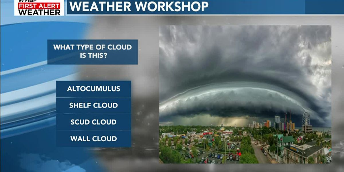 Weather Workshop: Thunderstorm in a cup