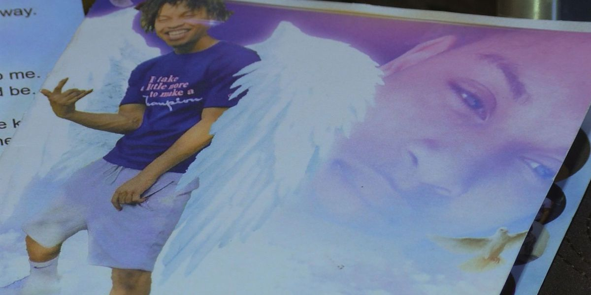 'Burden was lifted': Murder victim's mother finds comfort in suspect's arrest