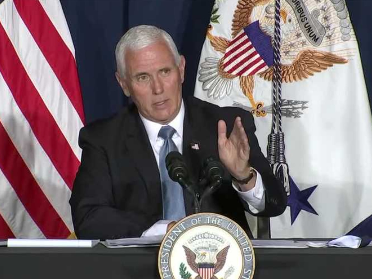 Vice President Mike Pence to hold campaign rally in Greenville Tuesday