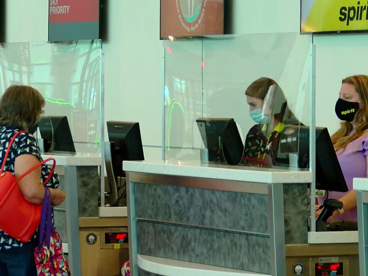 Myrtle Beach airport's summer season surpasses expectations during pandemic