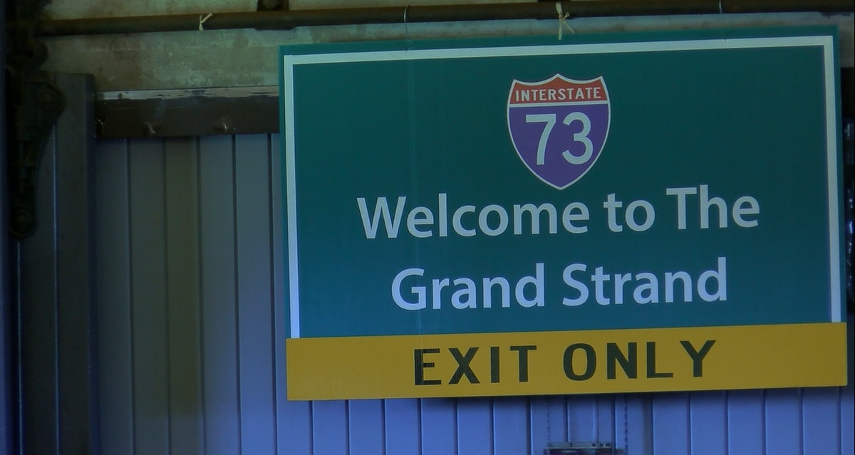 McMaster meets with Myrtle Beach leaders, reiterates support for I-73