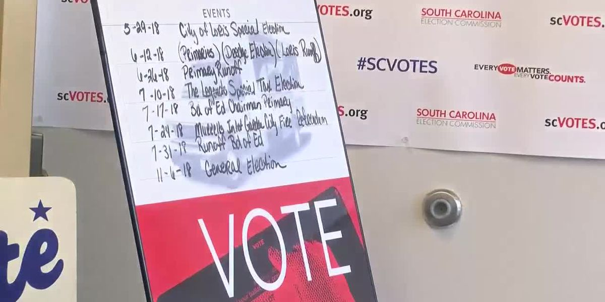 Obama, Santa, Darwin just a few of the names on Horry County write-in ballots