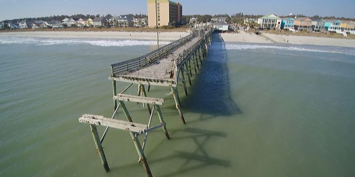 Surfside Beach Town Council picks construction company to build new pier