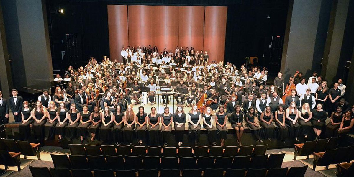 Student musicians shine in Darlington School District Music Festival