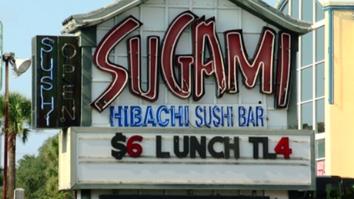 Restaurant Scorecard: Not alerting customers to raw fish got one restaurant into trouble