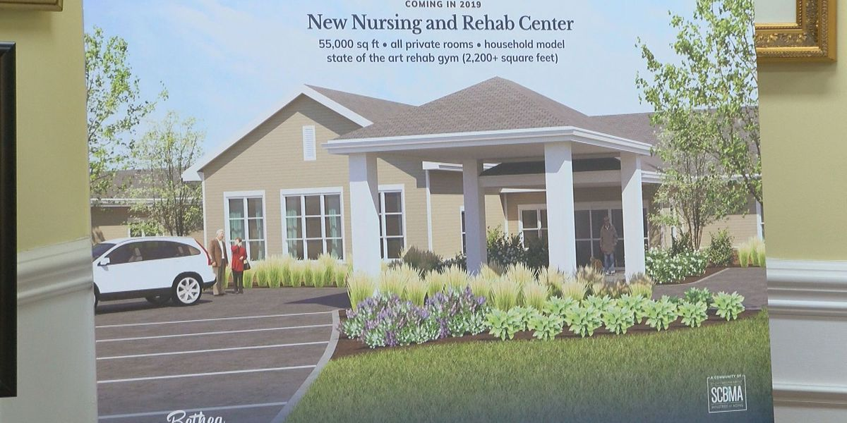 New nursing, rehabilitation center coming to Darlington