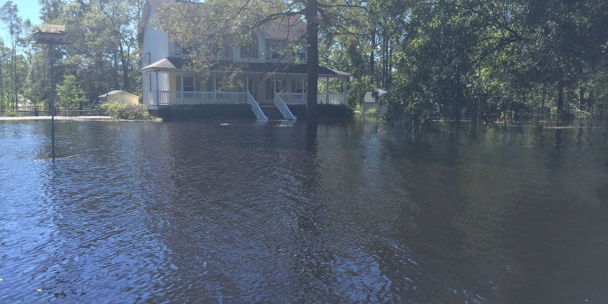Obama declares disaster in Grand Strand, Pee Dee counties