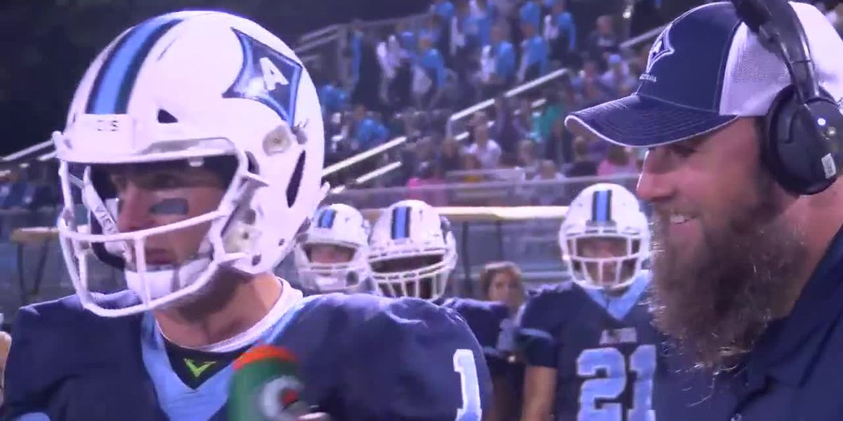 Aynor QB named Week 8 Primetime Performer after historic win over No. 1 ranked Dillon