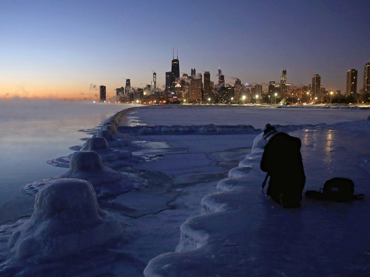 Midwest awaits spring-like thaw just days after bitter cold