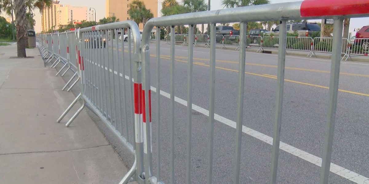 Tourists not convinced barricades will prevent crime