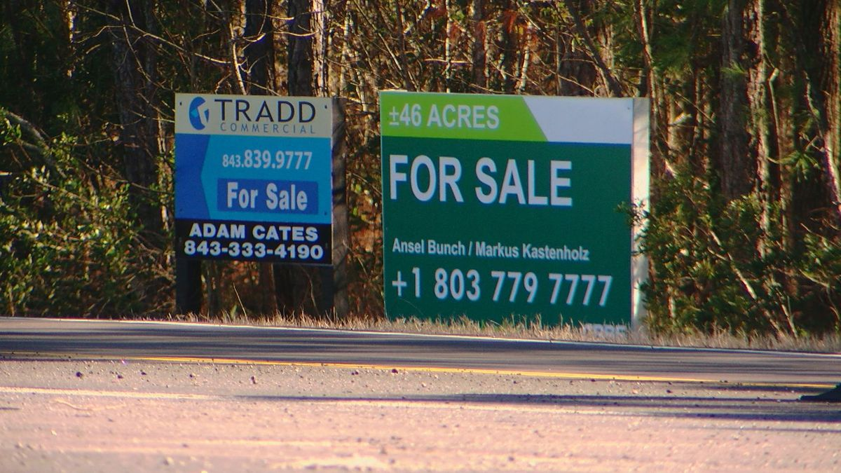 Horry County Government looking to build new county complex in Carolina Forest