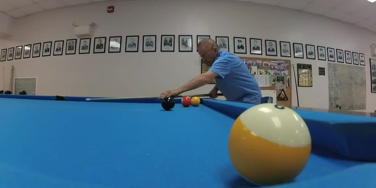 Billiards builds brotherly bond through friendly competition