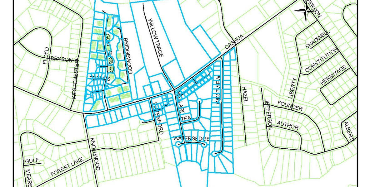 Boil water advisory issued for some Florence residents living along South Cashua Road