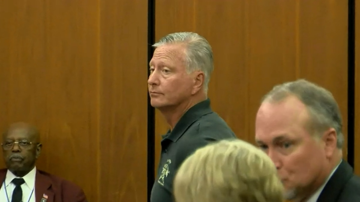 Judge orders house arrest, GPS monitoring for Florence County sheriff due to concerns over possible retaliation