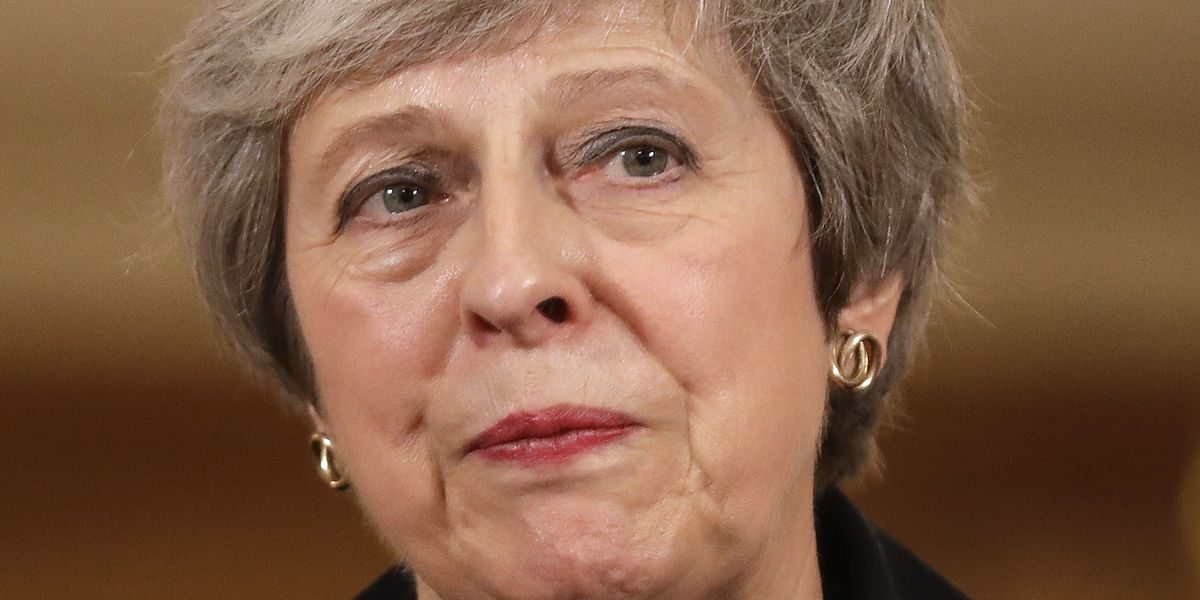UKs May sees no alternative to her Brexit plan
