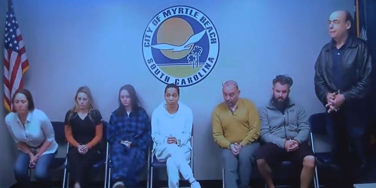 Bond set for suspects charged in connection to Myrtle Beach gentleman's club prostitution sting
