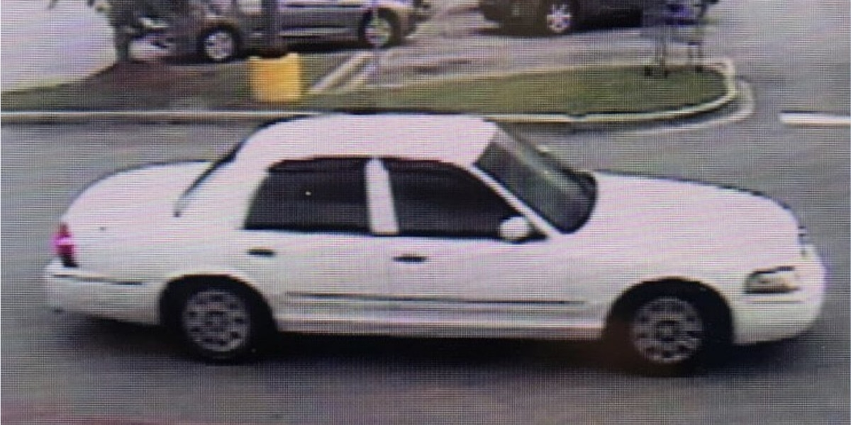 Police find vehicle of interest in connection to shot fired at Hartsville Walmart