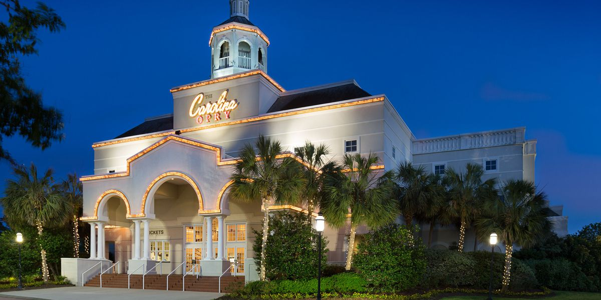 The Carolina Opry to reopen Labor Day weekend in Myrtle Beach