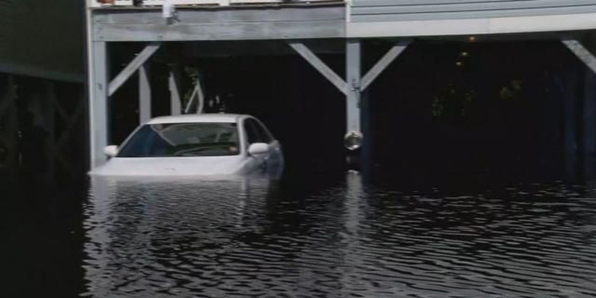 Keep your money, don't be 'title washed' by a flood-damaged car