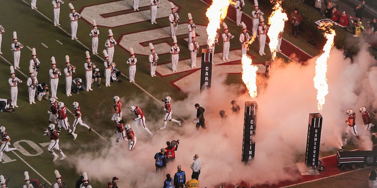Tanner discusses modified SEC football schedule, next steps for Gamecocks