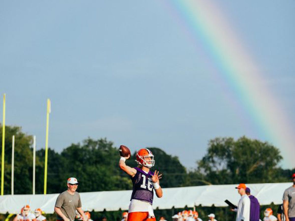 Defending champ Clemson Tigers talk 'turning the page' in first preseason practice
