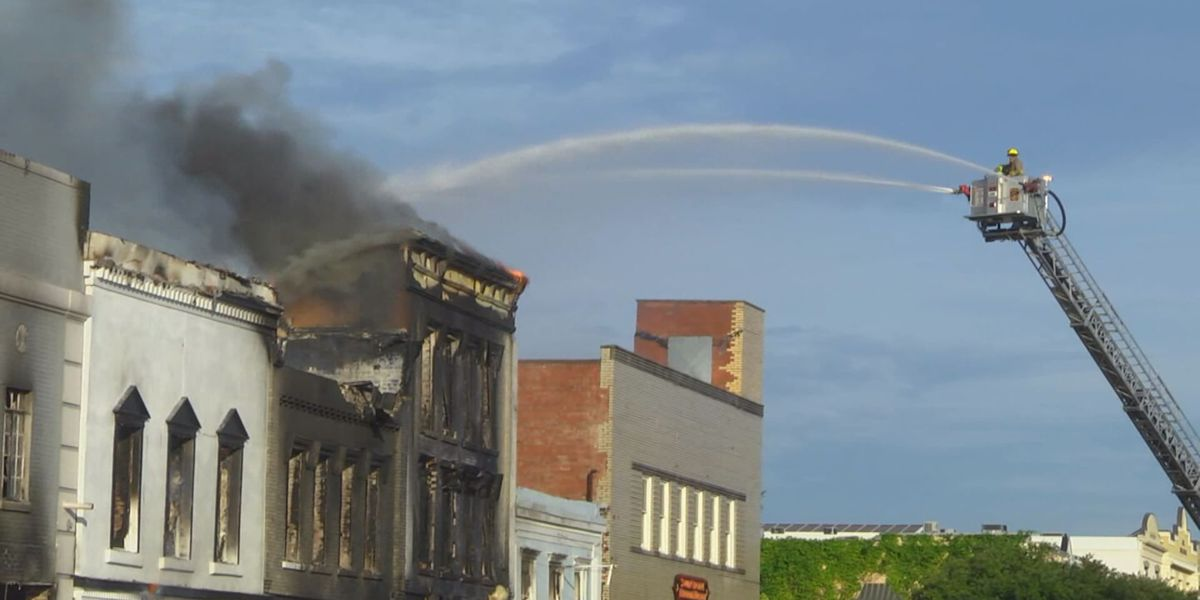 Property owner sues for negligence in Georgetown Front Street fire