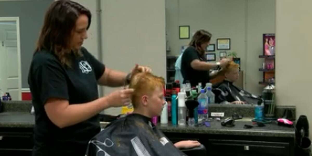 A cut above: Conway stylist helps special needs children