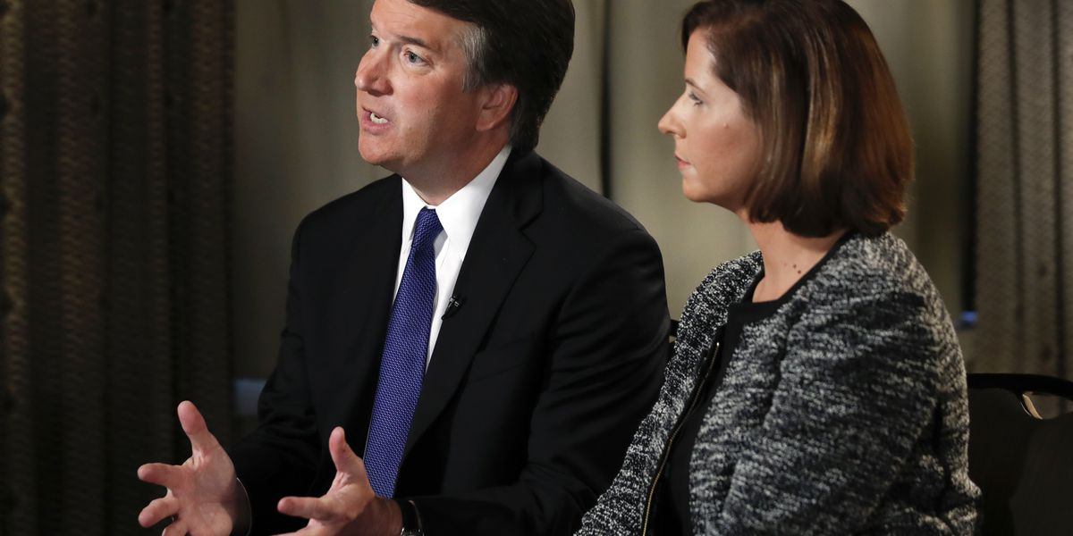 2nd Brett Kavanaugh accuser certain about alleged encounter, her lawyer says
