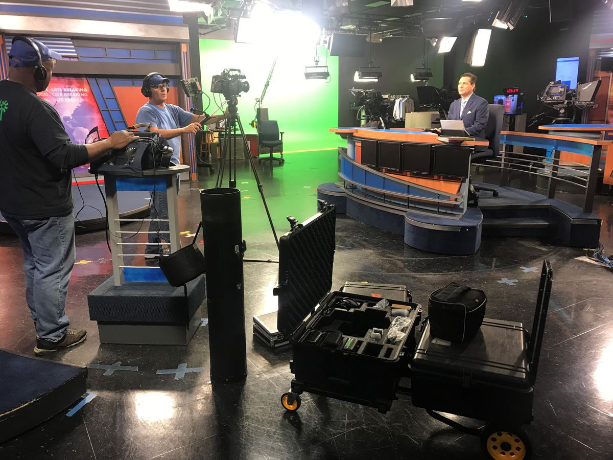 WMBF's Eric Weisfeld to make appearance in movie shot in Myrtle Beach