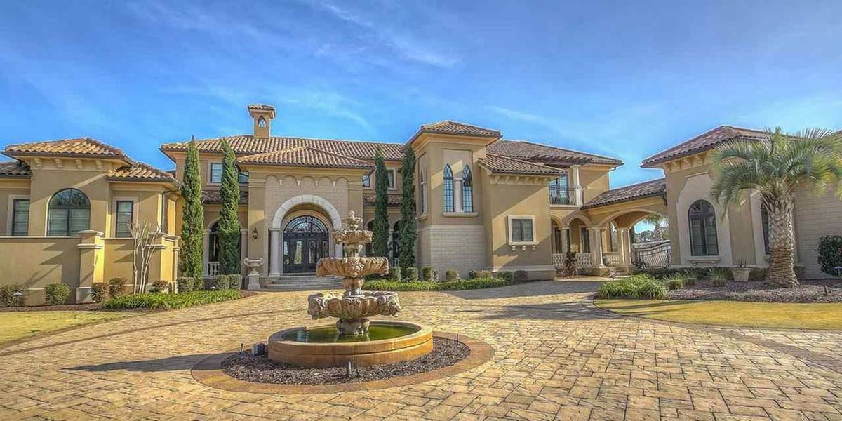 A look inside some of the most expensive homes for sale in Myrtle Beach