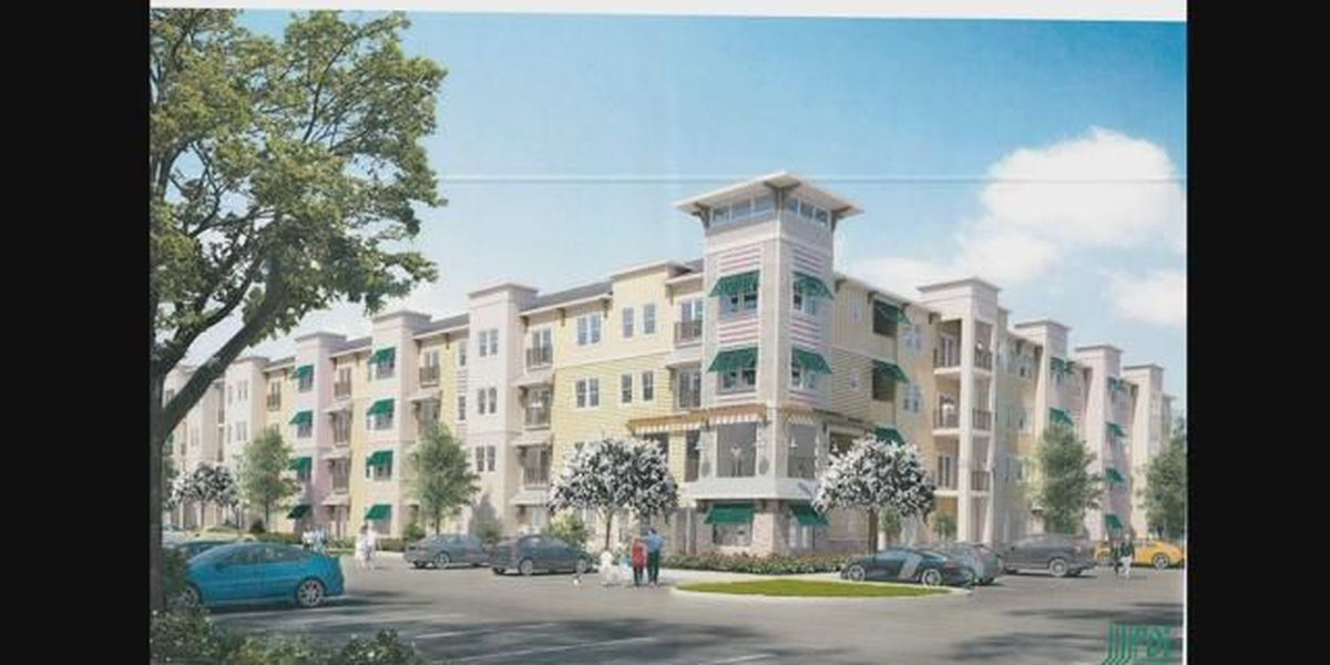 Developer proposes plan for new apartment complex near Market Common