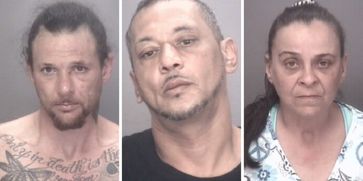 Authorities arrest trio accused of shooting man in Robeson County
