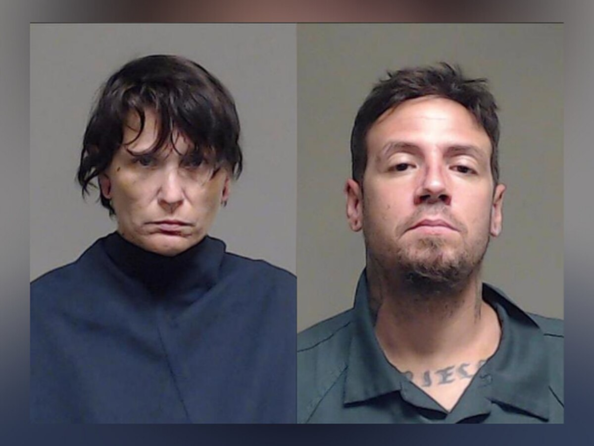 Police: Body of a Texas couple's son found in bucket of tar