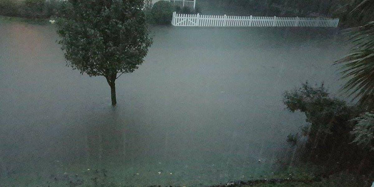 UPDATE: Flash flood warning now in effect through 8 p.m. Saturday