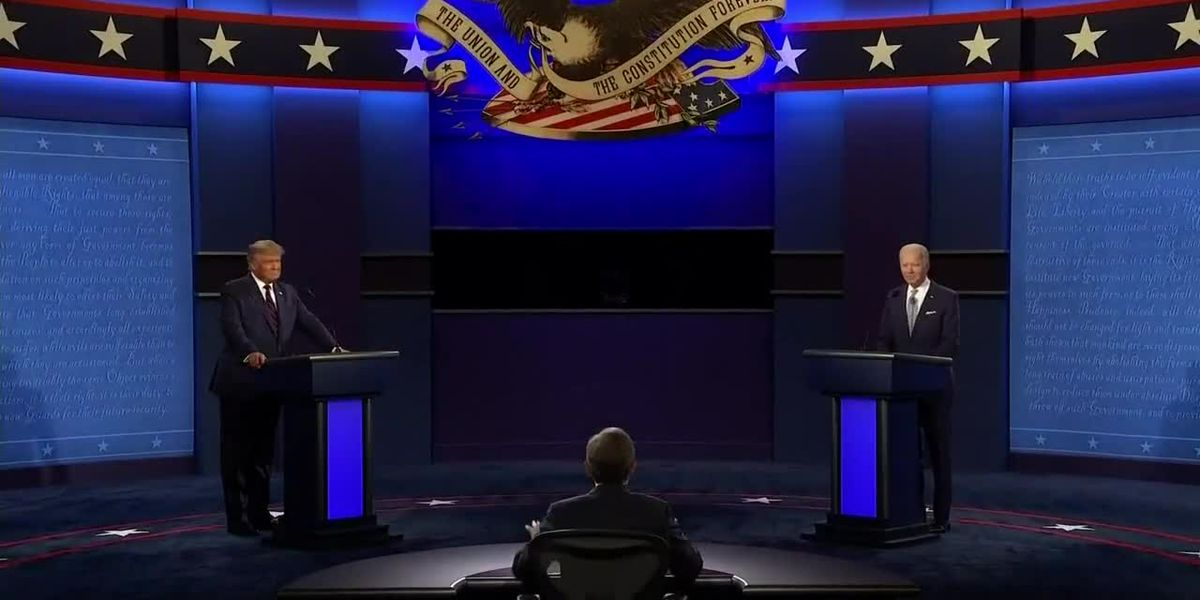 Local political analyst weighs in on first Presidential debate