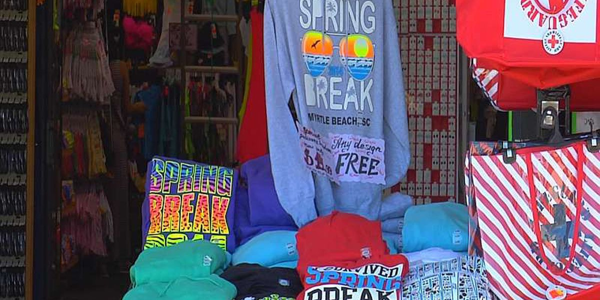 Myrtle Beach leaders, locals and tourists weigh in on 'trashy' spring break rankings