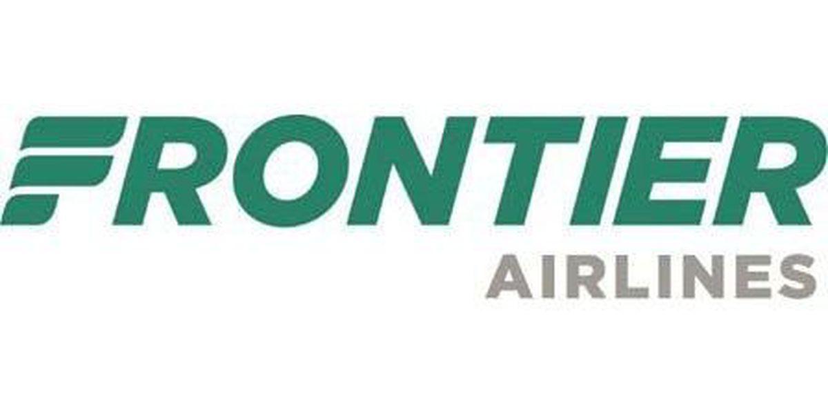 Frontier to bring seasonal flights to Denver, Trenton, Long Island to MYR