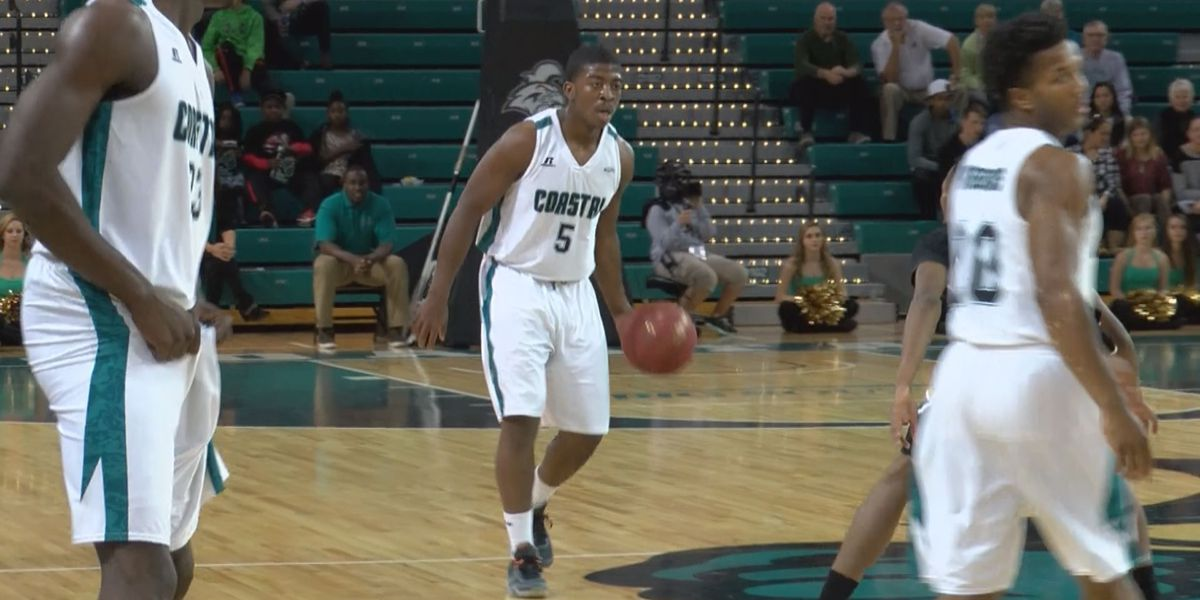 Hartsville native Shaw takes CCU to win