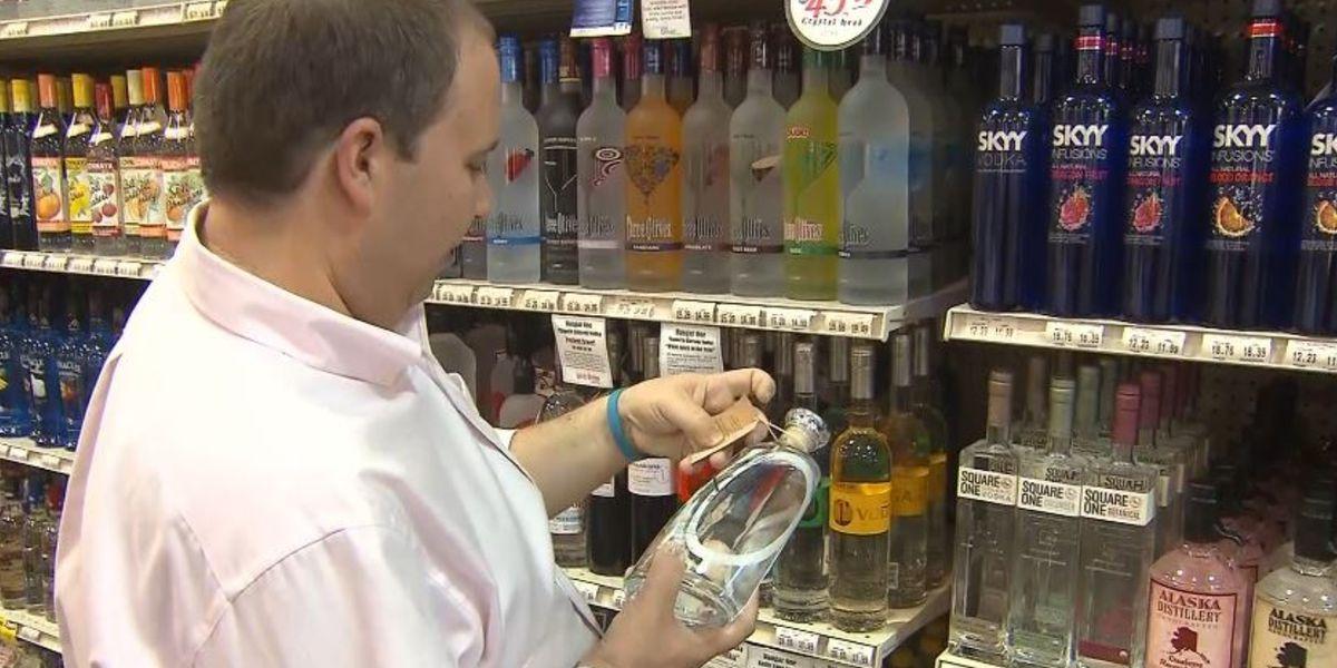 Booze buying surges in US during coronavirus outbreak