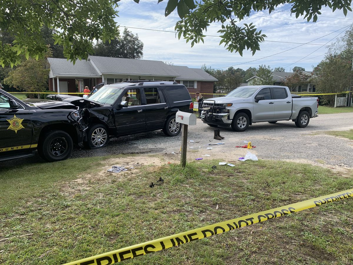 SLED called to investigate officer-involved shooting in Darlington County