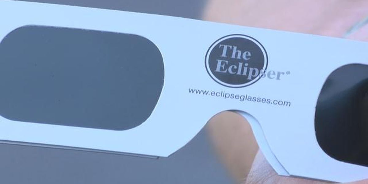 How to make sure your eclipse glasses are certified