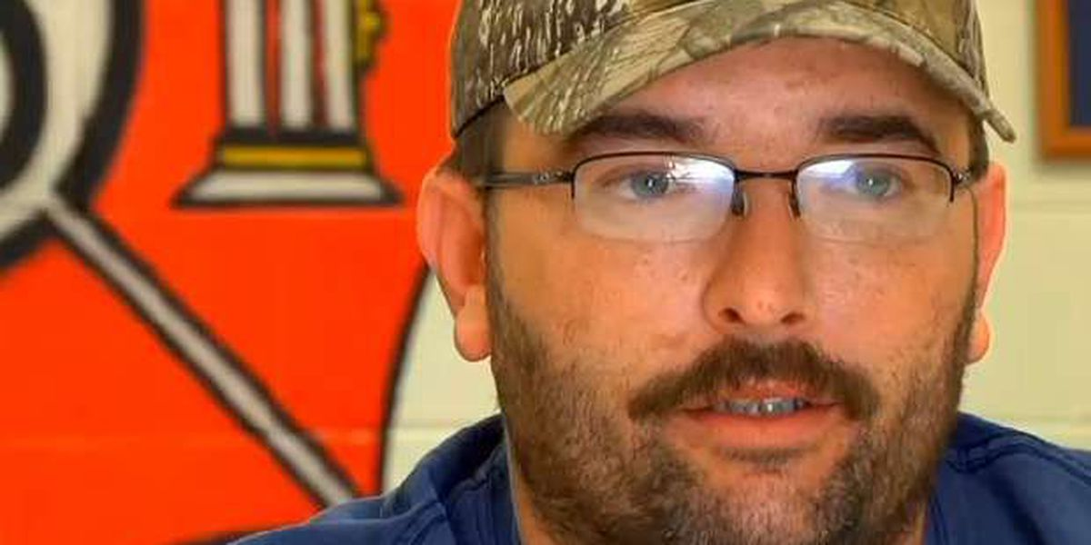 Red Springs Fire Department turns in gear after Chief indefinitely suspended