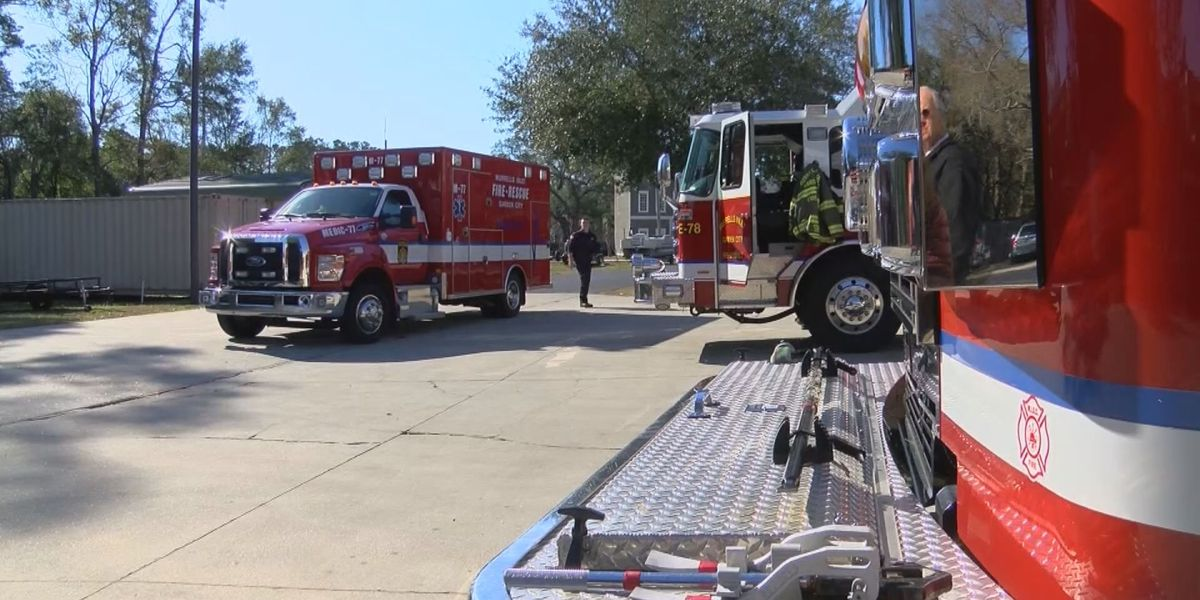 Murrells Inlet-Garden City firefighters use social media to highlight long hours, short staffing