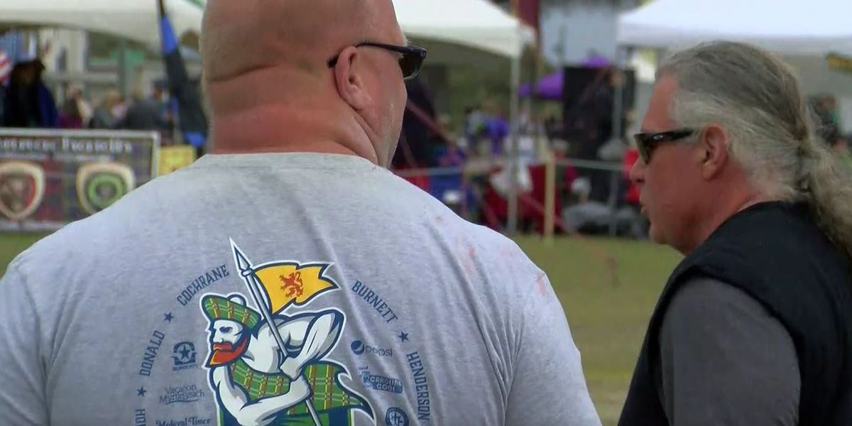 Coastal Highland Games find new home in downtown Myrtle Beach
