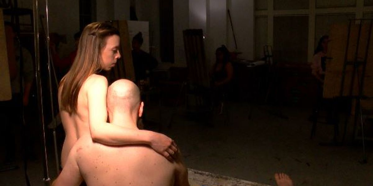 The Side Hustle: Couple poses for art students for a side hustle that bares all