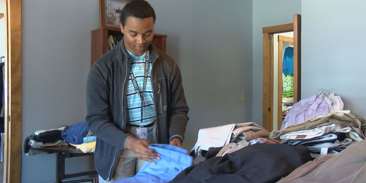 Teacher Clothes Closet provides support, professional wardrobe for future and new teachers