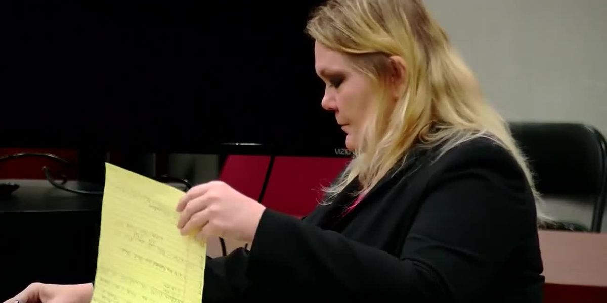 Day two of testimony in Tammy Moorer trial