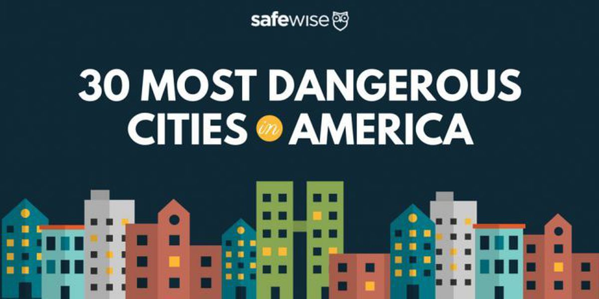 Myrtle Beach tops security blog's list of most dangerous cities in America