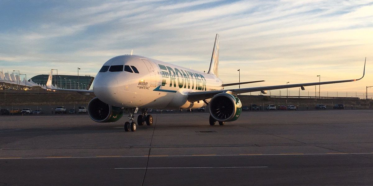 Frontier Airlines announces service to Philadelphia from MYR